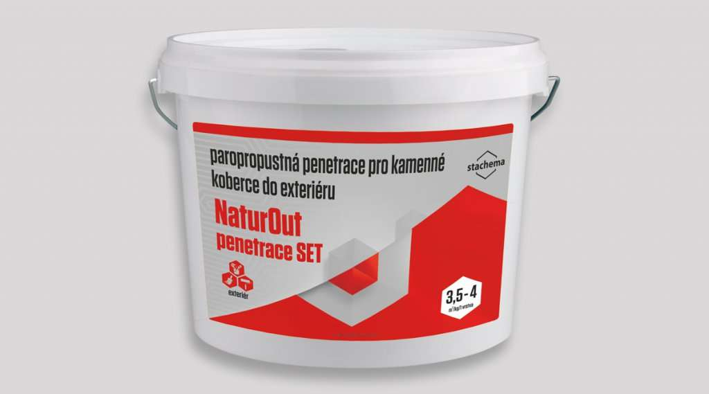 NaturOut penetrace set